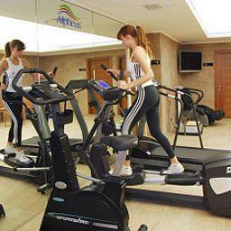 Wellness/fitness Vicenza Hotel