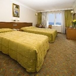 Room with a sea view Grand Yavuz Hotel Istanbul (İstanbul)