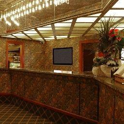Reception Continental Barcelona