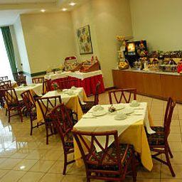 Sala de desayuno Ognina Hotel
