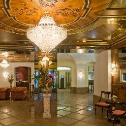 Lobby Grand Hotel Zermatterhof