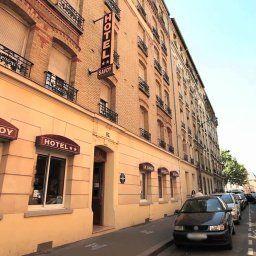 Vista exterior Savoy