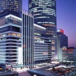 Vue extérieure Nagoya Marriott Associa Hotel