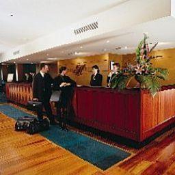 Hall de l'hôtel Heritage Hotel Auckland