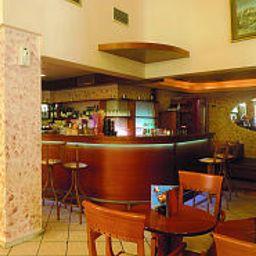 Bar de l'hôtel Athens Cypria