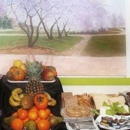Petit-déjeuner buffet El Principe