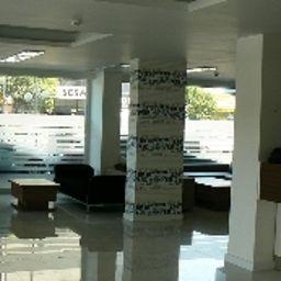Hall de l'hôtel Megapole Hotel