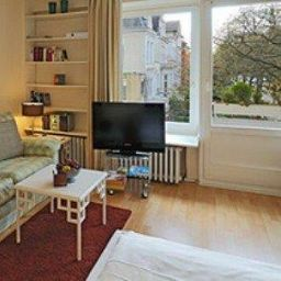 Habitación Oberhouse Apartments