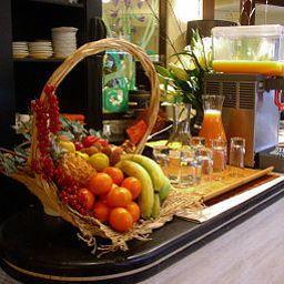 Petit-déjeuner buffet Phoenicia
