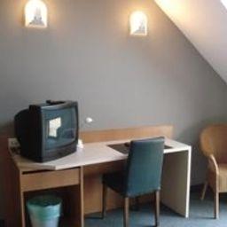 Chambre double (standard) Hobbit Hotel Zaventem
