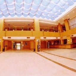 Hall de l'hôtel Three Gorges Project