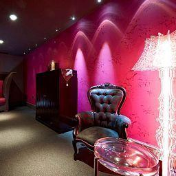 Lobby Grand Jersey Hotel & Spa