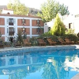Schwimmbad Kalehan Hotel