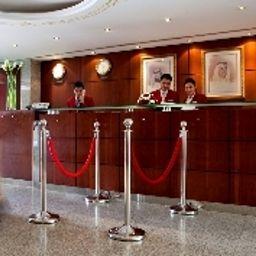 Reception Golden Sands 3 Hotel Apartments
