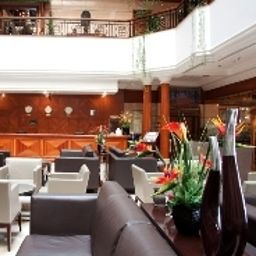 Hotelhalle Regent Palace