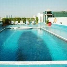 Schwimmbad Regent Palace