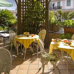 Terrace Executive Sea Hotels Naples (Campania)