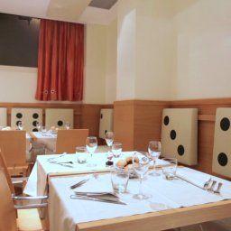 Ristorante/Sala colazione Best Western Globus