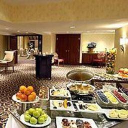 Conference room Toronto Marriott Bloor Yorkville Hotel