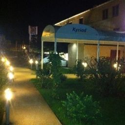 Esterni hotel Kyriad Montpellier Aeroport Mauguio (Languedoc-Roussillon)