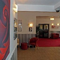 Lobby Comfort Hotel Great Yarmouth