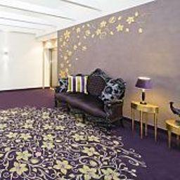 Interior del hotel Robben