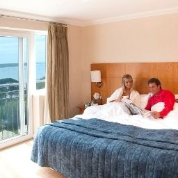 Interni hotel Harbour Heights Poole (England)