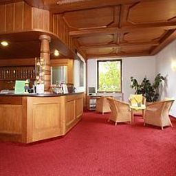 Hotelhalle Waldesruh