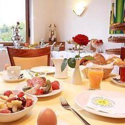 Frühstücks-Buffet Waldesruh