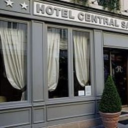 Фасад Central Saint Germain Exclusive Hotels Paris (Île-de-France)