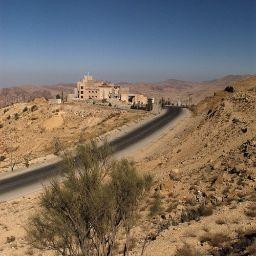 Widok zewnętrzny MOEVENPICK NABATEAN CASTLE HOTEL