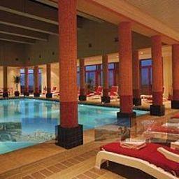 Basen MOEVENPICK NABATEAN CASTLE HOTEL