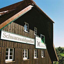 Außenansicht Zum Waldhüter Schwarzwaldgasthof