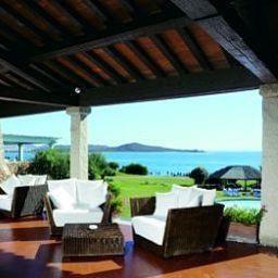 Hol hotelowy Due Lune Resort Golf & SPA
