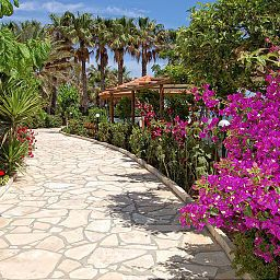 Jardín Cavo Maris Beach