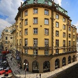 Exterior view Grand Bohemia
