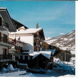 Vista esterna Beau Sejour