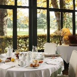 Sala śniadaniowa Parco Borromeo