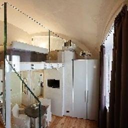 Pokój typu junior suite Parco Borromeo