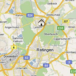 Информация Angerland Ratingen (Nordrhein-Westfalen)
