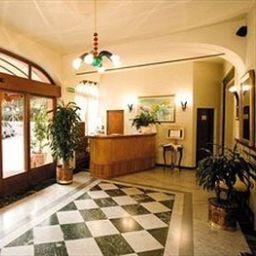 Lobby Alla Rocca Hotel Conference