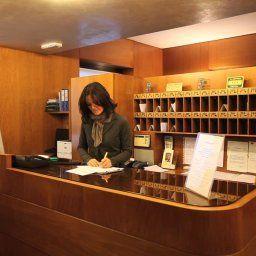 Reception Hotel Canada