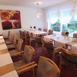 Ristorante/Sala colazione Alla-Fonte Tagungshaus