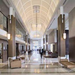Lobby Mövenpick Hotel Istanbul