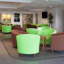 Hall de l'hôtel QUALITY HOTEL LEEDS SELBY FORK