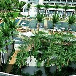Vue extérieure Eden Roc Resort Miami Beach