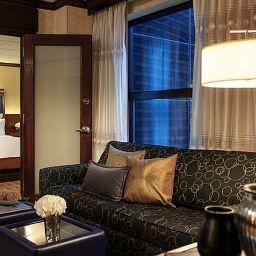 Habitación Renaissance New York Times Square Hotel