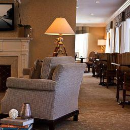 Bar de l'hôtel The Mayflower Hotel Autograph Collection