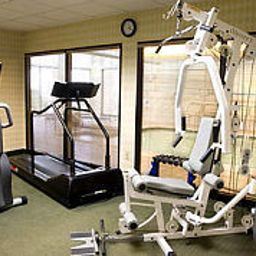 Fitness room Courtyard Boston Westborough Westborough (Massachusetts)