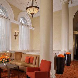 Hall de l'hôtel Courtyard Washington Convention Center